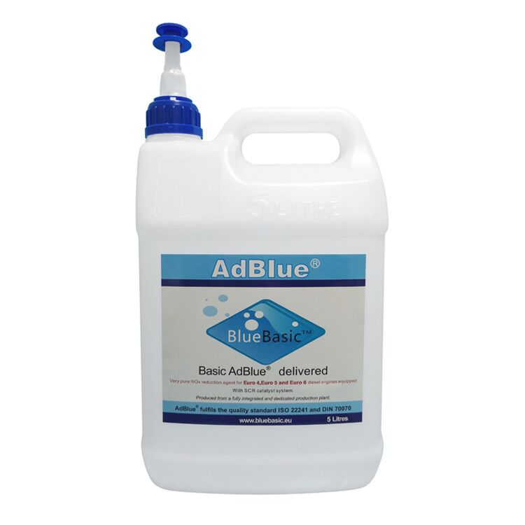 AdBlue 5L integrated cover