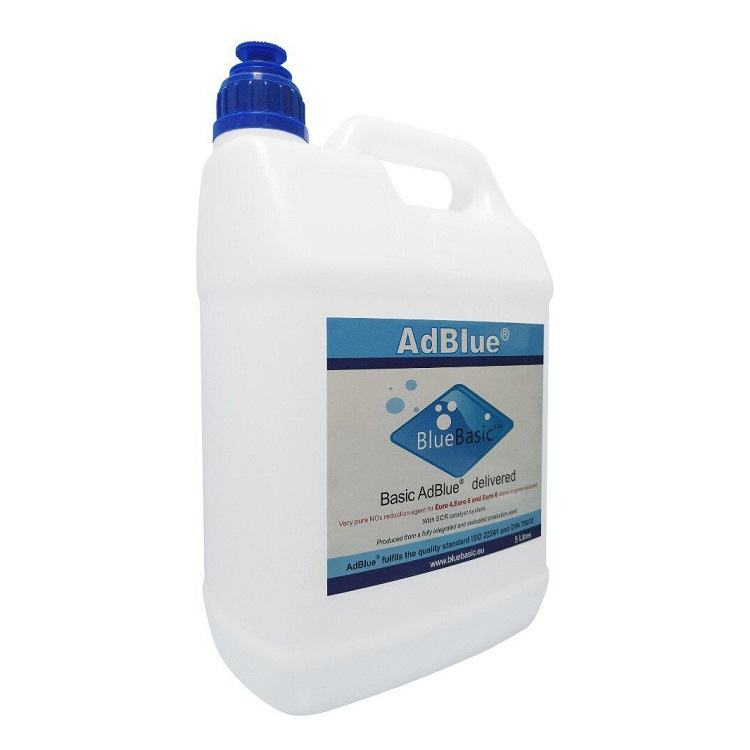 Diesel exhaust fluid AUS32 Urea solution5L