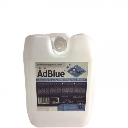 VDA AdBlue Liquid DEF for Euro IV and Euro V SCR System 10L Package