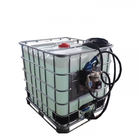 1000L IBC Qualitified AdBlue® اليوريا الحل
